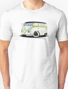 VW Splitty (11 Window) RB Unisex T-Shirt