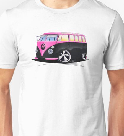VW Splitty (23 Window) C Unisex T-Shirt