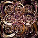 Celtic Cross by Desirée Glanville