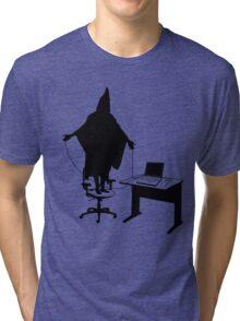Abu Cubicle Tri-blend T-Shirt