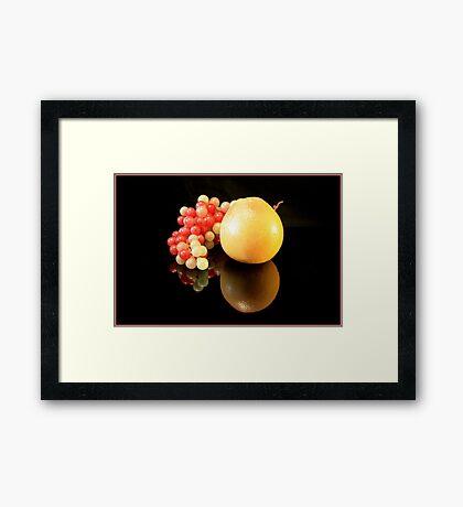Bitter-Sweet Framed Print