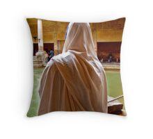 Roman Baths. Bath, England Throw Pillow