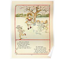Rose Buds Virginia Gerson 1885 0038 Noisy William Poster