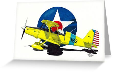 """Air Force Starduster"" by Trenton Hill"
