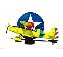 """Air Force Starduster"" Photographic Print"
