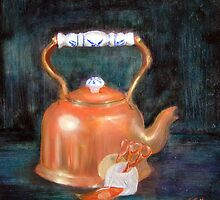 Kettle & Shuttle by Amy-Elyse Neer