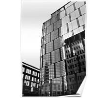 Frankfurt CityLights Poster