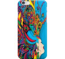 art girl iPhone Case/Skin