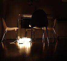 evening lights by Elena Arzani