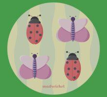 Ladybirds and butterflies Kids Clothes