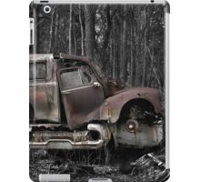 Automotive Graveyard - Stacked iPad Case/Skin
