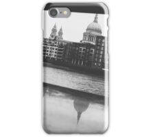 London Black & White iPhone Case/Skin