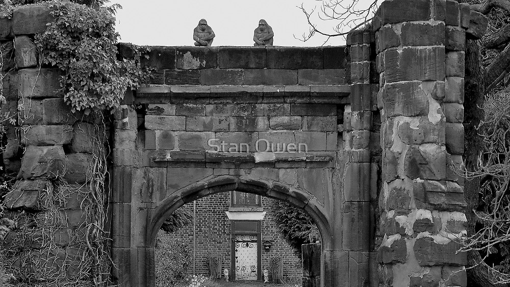Drawbridge Gateway by Stan Owen
