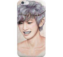 Chanyeol the woodland elf iPhone Case/Skin