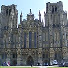 Wells Cathedral by Livvy Young