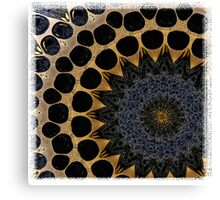 Abstract (venting) Canvas Print