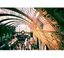 Orsay museum, Paris Photographic Print