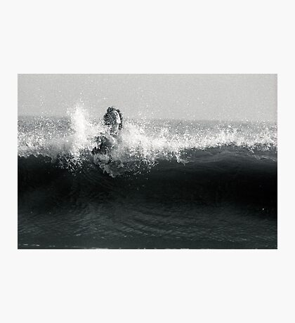 Surf Play Photographic Print