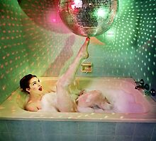 Disco Bubbles by Ben Ryan