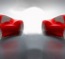 Ferrari by Fred Seghetti
