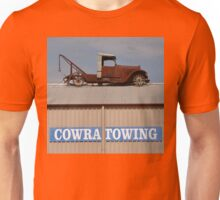 Rooftop Parking, Cowra, New South Wales, Australia 2013 Unisex T-Shirt