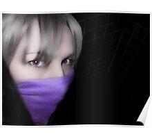 Violet Hush Poster