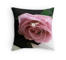 Will You? Throw Pillow