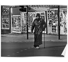 urban crossing Poster