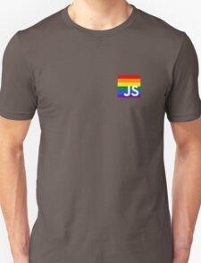 JavaScript Pride Unisex T-Shirt
