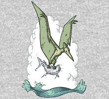 Green Pterodactyl Unisex T-Shirt