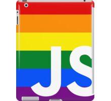 JavaScript Pride iPad Case/Skin