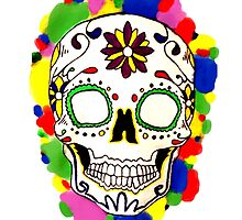 Bright Skull by photopalace