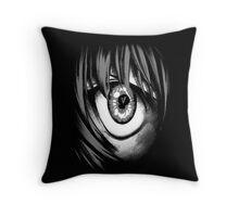 Hunter Eye Throw Pillow