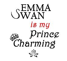 Emma Swan is My Prince Charming by queequeg35