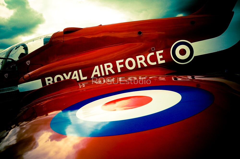 Royal Air Force by ROGUEstudio