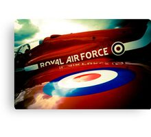 Royal Air Force Canvas Print