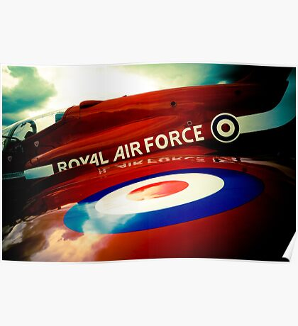 Royal Air Force Poster