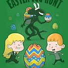 A Xenomorph Easter Special by Queenmob
