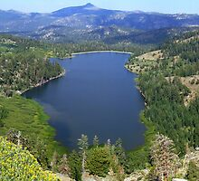 Red Lake Panorama by Dave Tunstall
