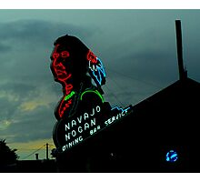 Navajo Hogan Photographic Print
