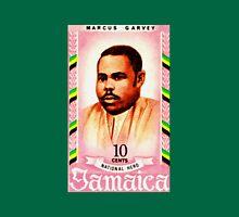 Jamaica Marcus Garvey Print Unisex T-Shirt