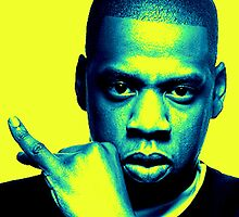 jay z by KEITH  R. WILLIAMS