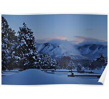 Durango Sunset . . . Poster