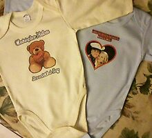 """""""Onsies"""" for friends first baby! by Jesi Marie Timpe"""