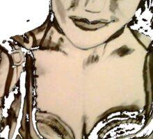 Harley Quinn - Arkham City Sticker