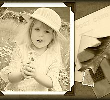 Vintage Summer by Maria Dryfhout