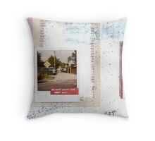 Sometimes It Takes Some Time to Settle Throw Pillow