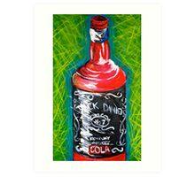 """JACK"" Art Print"