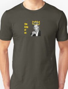 macgyver is the king of us Unisex T-Shirt