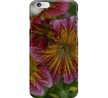 Exotic Spring Flowers  iPhone Case/Skin